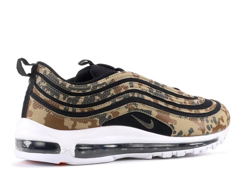 Verkauf Nike Air max 97 Premium qs Deutschland Land Camo aj2614-204 ... 2160d6975